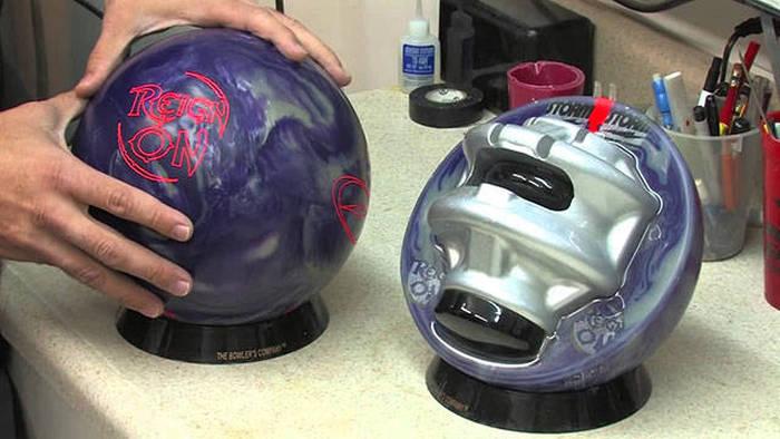 Bowling Topunun İçi