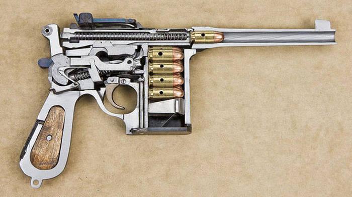 Silahın İçi