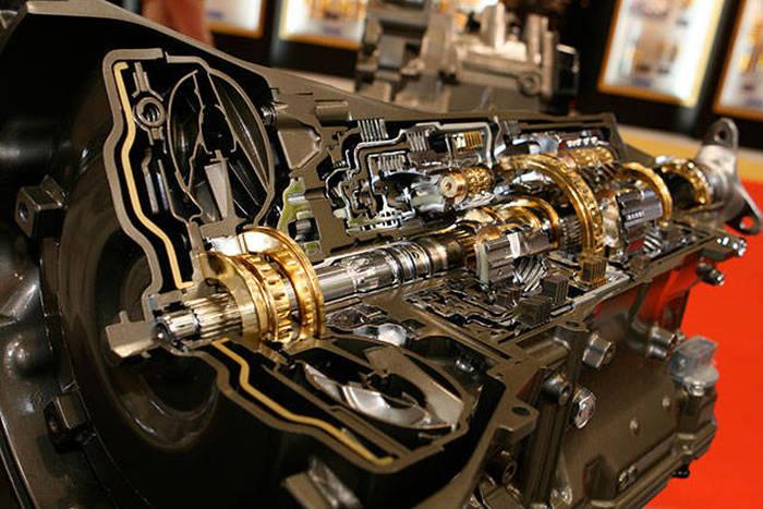 Lexus Lfa-8 Hız Aktarıcı