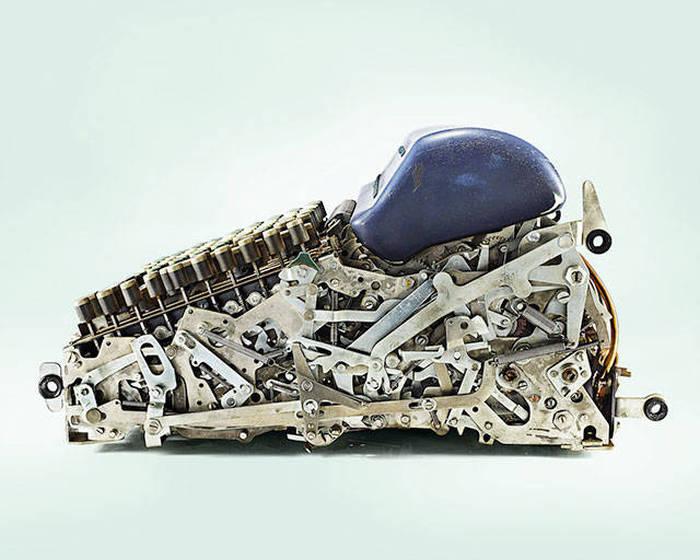 Mekanik Hesap Makinesi