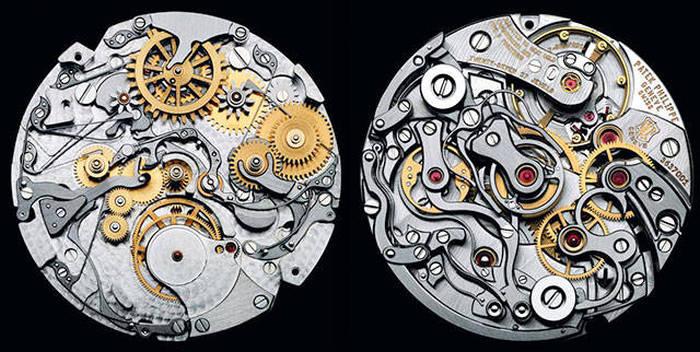 Petek Philippe Saat Yarısı