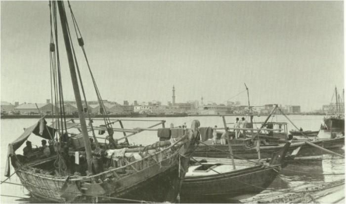 60 Yıl Önce Dubai Fotoğrafları