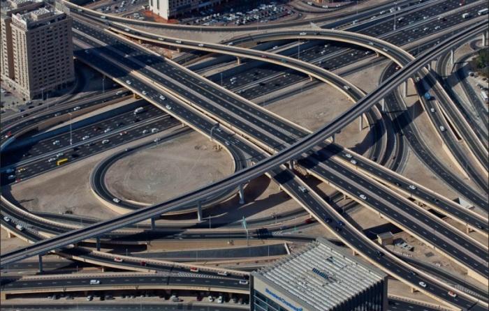 Günümüzde Dubai Fotoğrafları