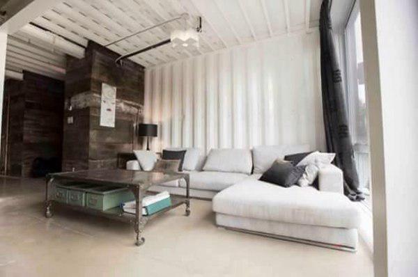 Konteynerlerden İnanılmaz Ev YapımıKonteynerlerden İnanılmaz Ev Yapımı