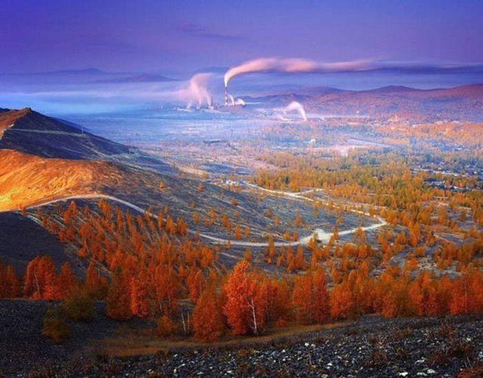 Doğa Böyle Güzellikleri'de Beraberinde Sunuyor