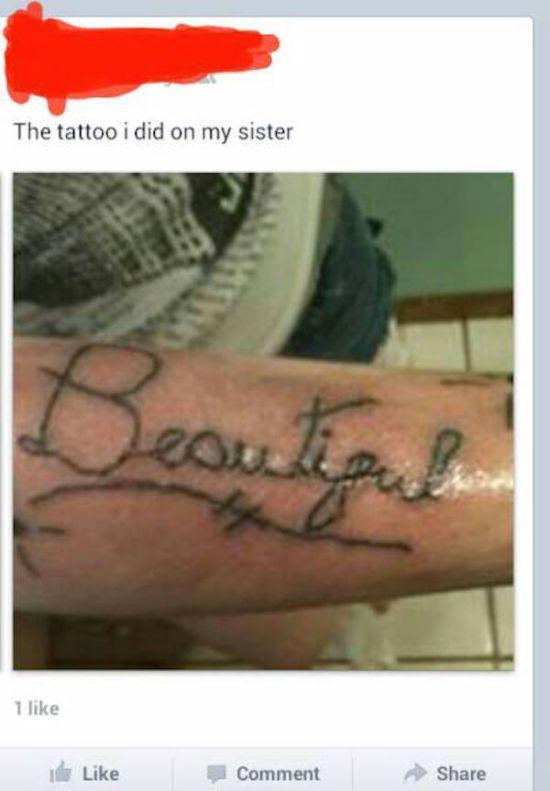 Dünyanın En Kötü Dövmeleri