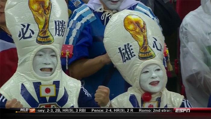 Japonların garip halleri