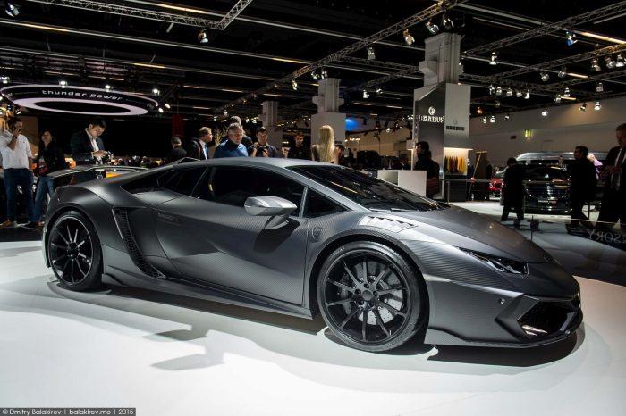 Lamborghini modifiye ve araç kaplama