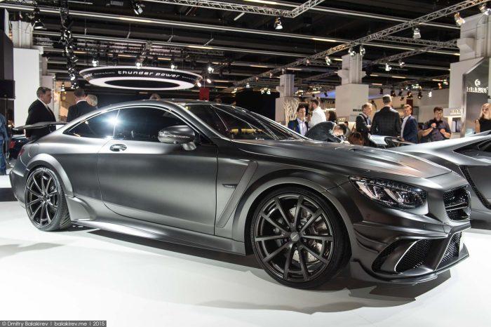 Mercedes E Coupe Araç Kaplama ve Modifiye