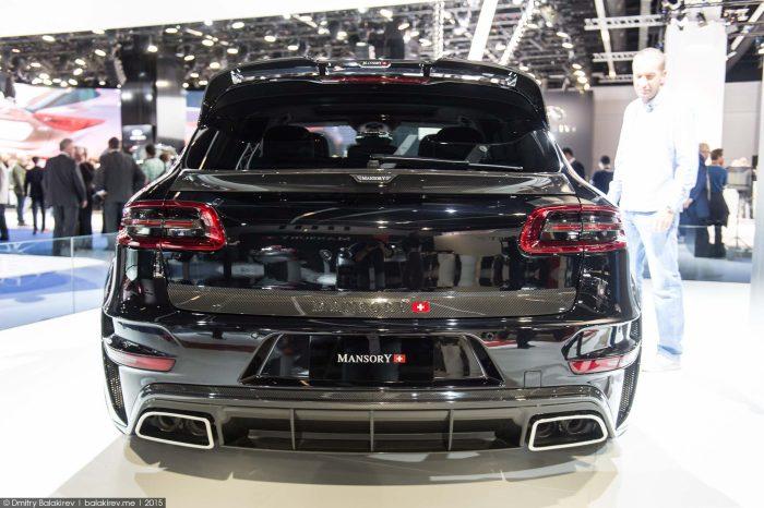 Porsche macan Araç Modifiye ve Araç Kaplama