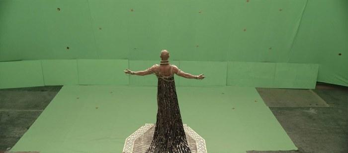 Özel Efektler Olmadan 300 Spartalı Filmi Çekimleri - Kamera Arkası