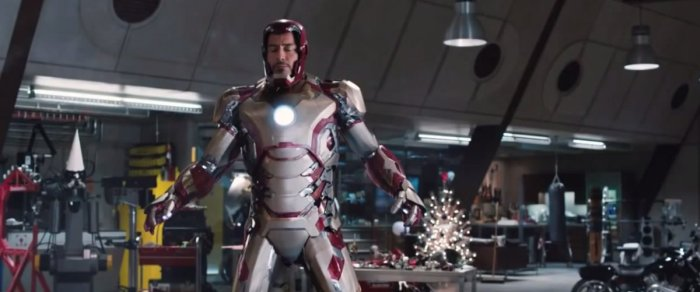 Özel Efektler Olmadan Iron Man Filmi Çekimleri - Kamera Arkası