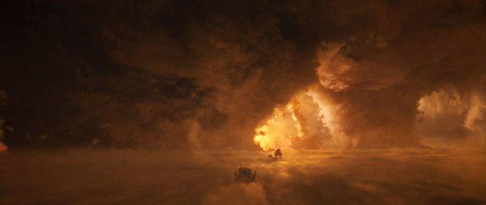 Özel Efektler Olmadan Mad Max Filmi Çekimleri - Kamera Arkası