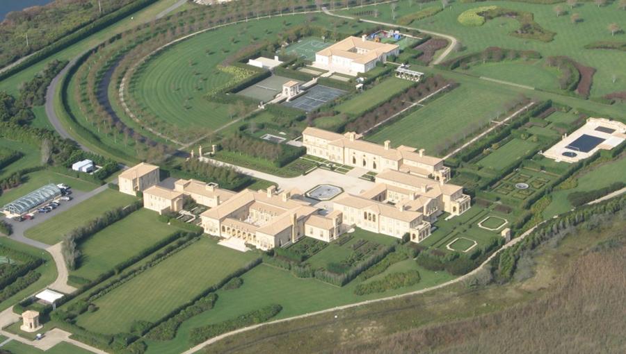 Ira Rennert Hause, worth $6.5 billion