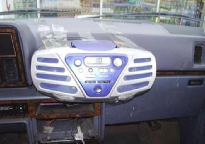 Arabada Radyo Çözümü