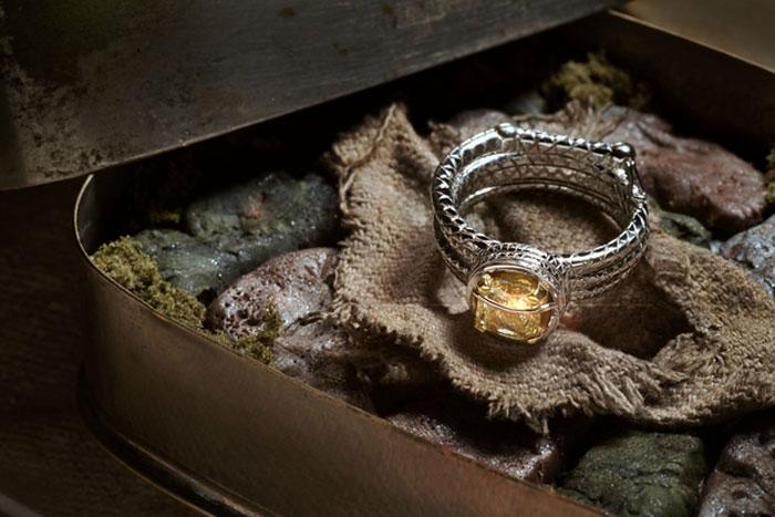 Indiana Jones Yüzüğü