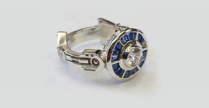 R2-D2 Yüzüğü