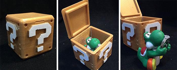 Mario Yüzük Kutusu