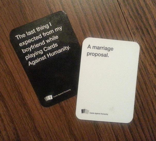Yaratıcı Evlenme Teklifleri
