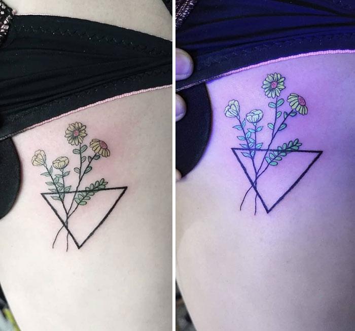 Çiçek Dövmesi