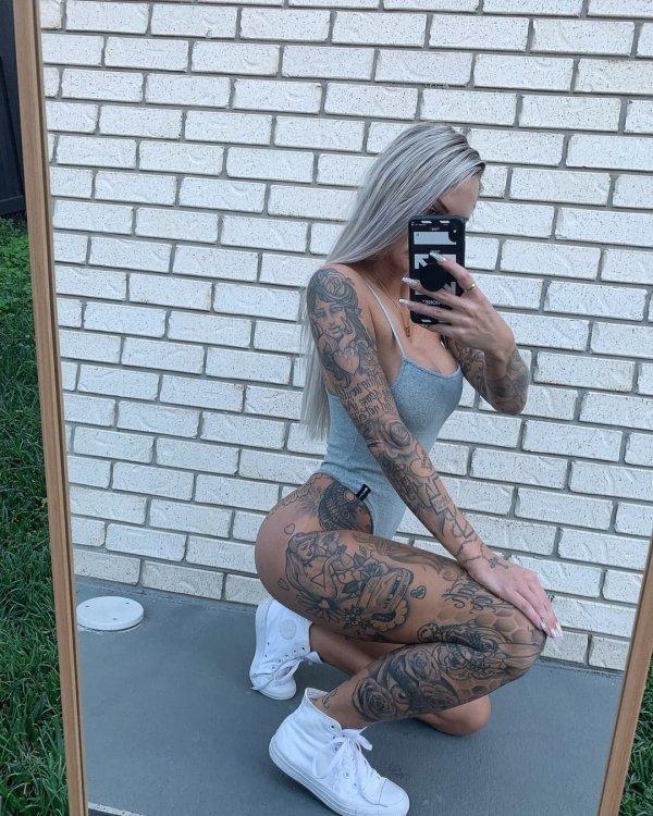 komple vucut da dövme modeli 2019