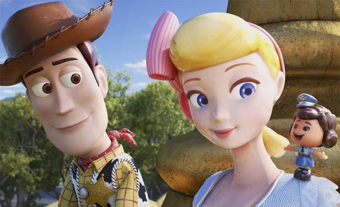 Toy Stroy 4 İnanılmaz Detaylar Prenses ve Buzz