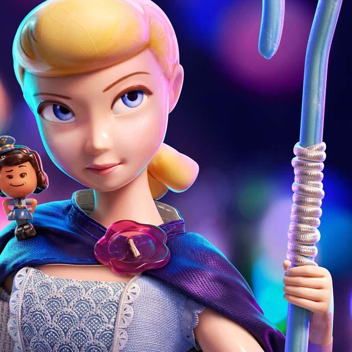 Toy Stroy 4 İnanılmaz Detaylar Prenses