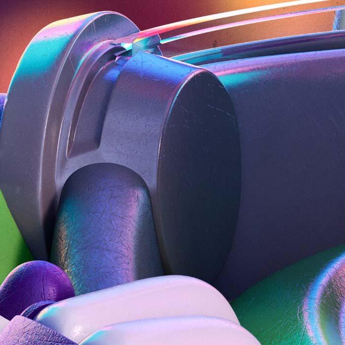 Toy Stroy 4 İnanılmaz Detaylar Buzz