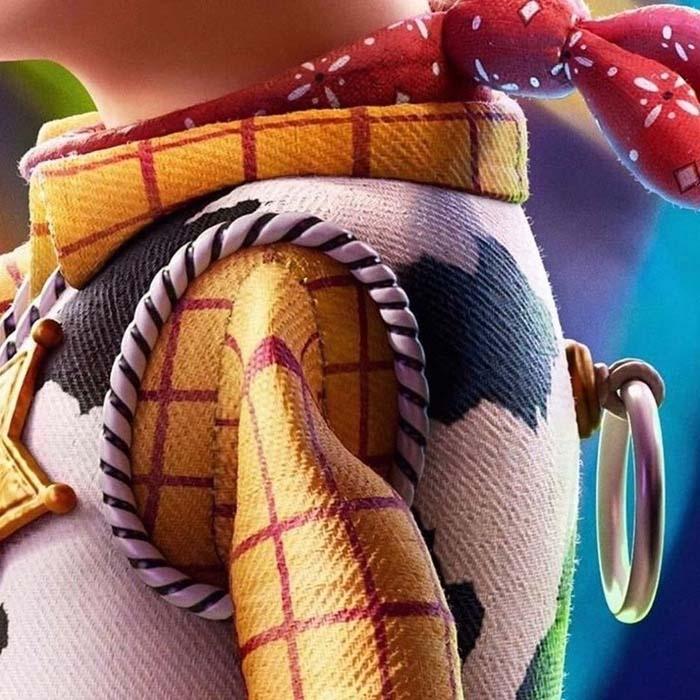 Toy Stroy 4 İnanılmaz Detaylar Woody
