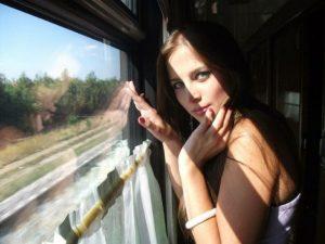 Trende Rus Kızı